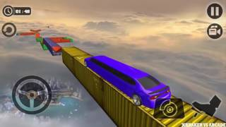 Impossible Luxuary Limo Driving Simulator Tracks - New LIMO Unlocked Android GamePlay FHD 2017