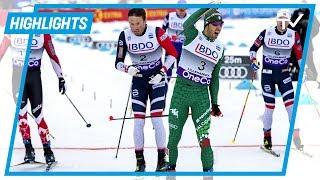 Federico Pellegrino domina la Sprint a Lillehammer