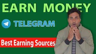 Earn Money From Telegram    9 Best Earning Sources From Telegram