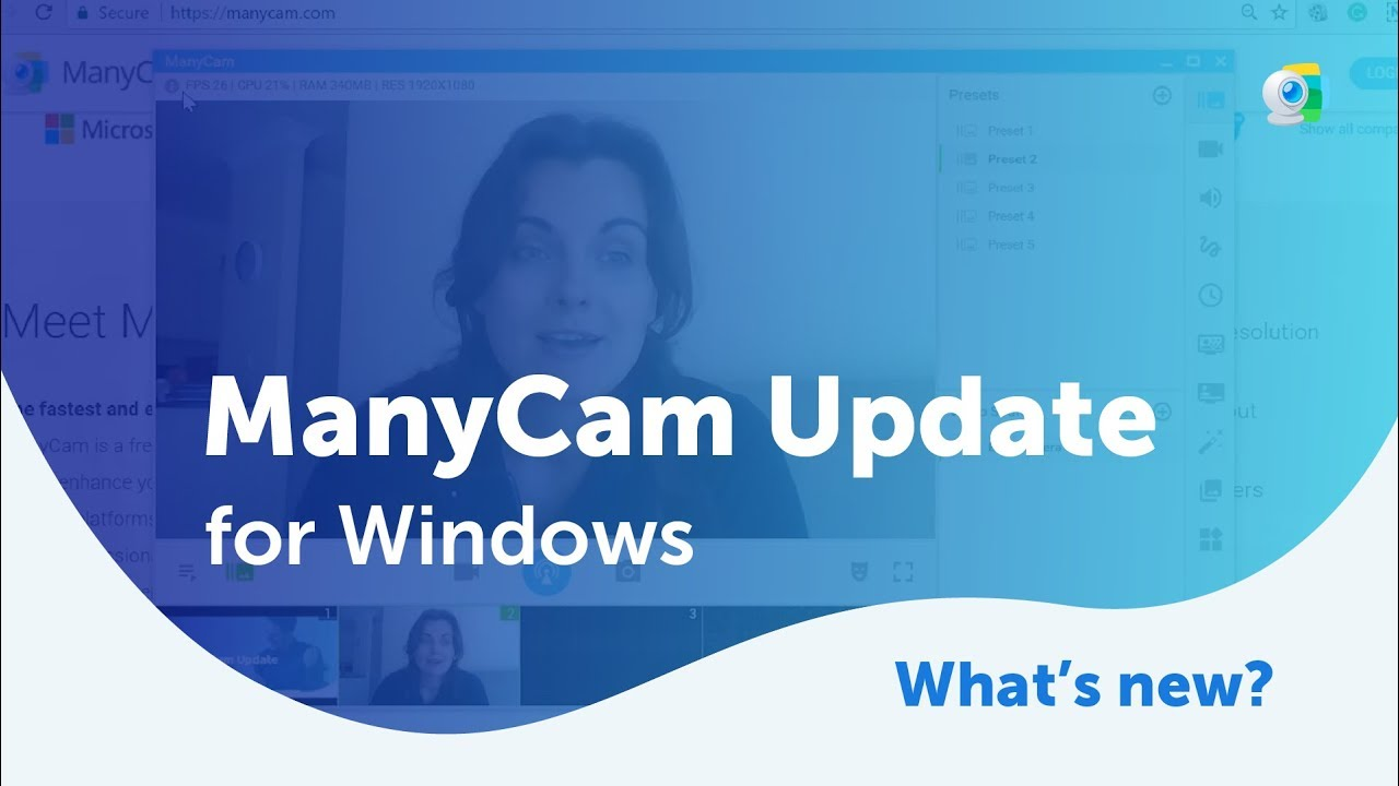 ManyCam Update for Windows (6 4)