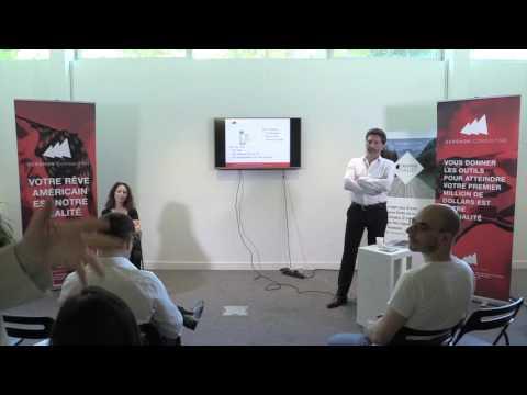 Atelier : Business développement aux US - Celine Bondard