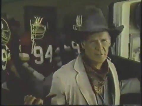 American Express Card >> Tom Landry 1982 American Express Card Dallas Cowboys - YouTube