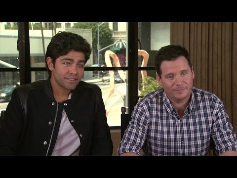 Kevin Connolly Explains Why 'Entourage' Sex Scenes Were 'Awkward'