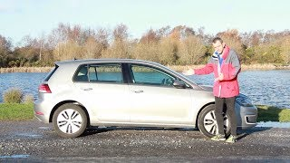 Volkswagen e Golf | electric cars are here but are they any good?