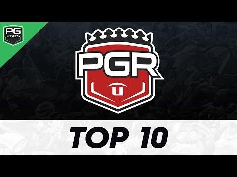 TOP 50 SMASH ULTIMATE PLAYERS: PGRU 1-10