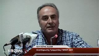 Ο Αναπ. Γραμματέας ΓΕΝΟΠ ΔΕΗ για το συλλαλητήριο της ΔΕΗ