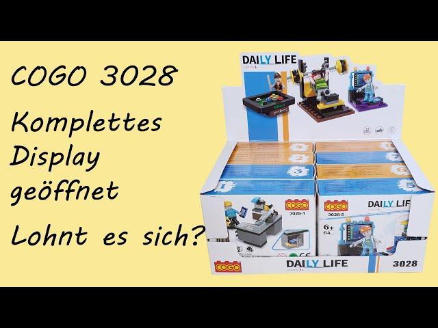 COGO 3028 Daily Life Display • Review - lohnt sich der Kauf?