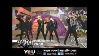 Special Show กัด (Suck It) VAMP @ YOU LIVE ช่อง YOU CHANNEL
