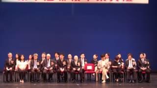 元朗光明英來學第十屆畢業典禮第一節