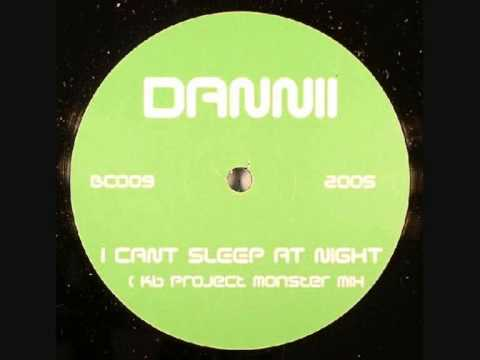Dannii - I Cant Sleep At Night (KB Project Remix)