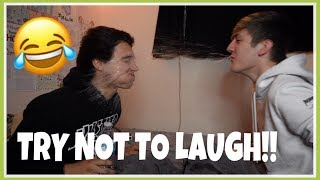 TRY NOT TO LAUGH (gone wrong)