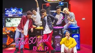 B.A.P (비에이피) - Feel So Good (필소굿) dance cover by RISIN' CREW from France