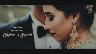 Chetan & Sonali Cinematic Wedding Highlight 4K