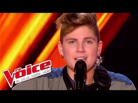 Foster The People – Pumped Up Kicks | Claire | The Voice France 2013 | Blind Audition