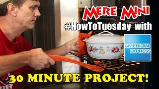 Amex EveryDay: Make this oven rack puller in 30 minutes. Mere Mini Thumbnail