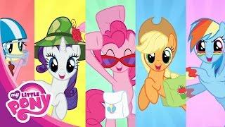 Мультики для детей МАЙ #ЛИТЛПОНИ. Игры пони. Дружба - это чудо. Милый пони серия 7 Укрощение дракона