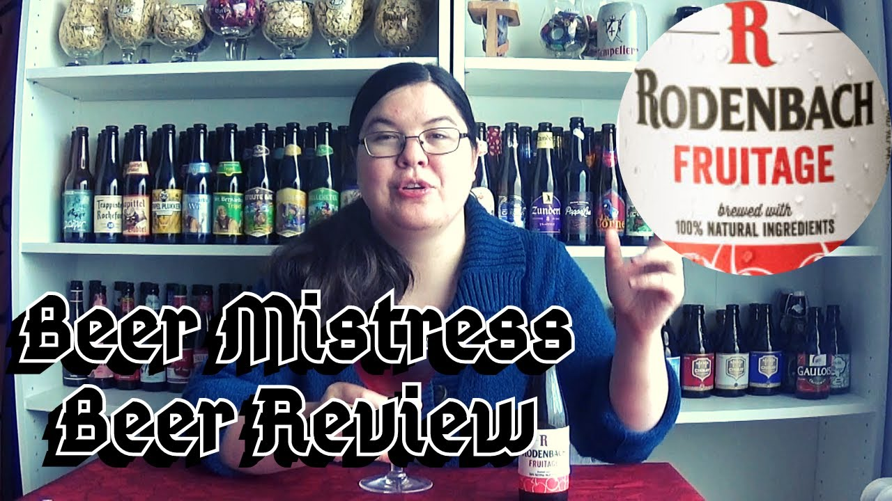 Download Beer Mistress: BEER REVIEW #123 - Rodenbach Fruitage