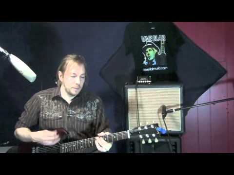 Demo of HOTONE British Invasion Nano Legacy Amplifier