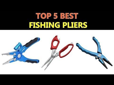 Best Fishing Pliers 2018