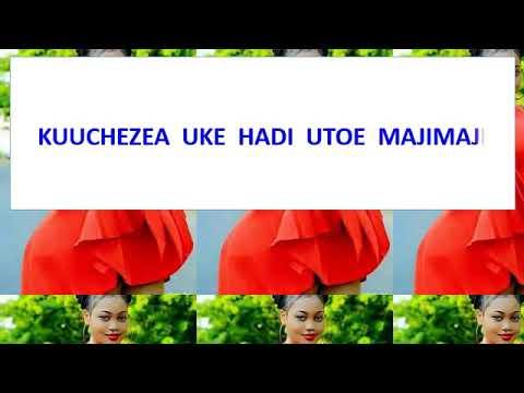 Download WAKUBWA TU ; USIANGALIE KAMA HAUNA MIAKA 18