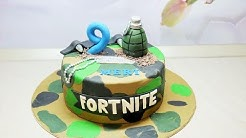 Fortnite Torte , Motivtorte