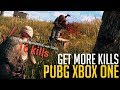 How to Get More KILLS on PUBG Xbox One (Playerunknown's Battlegrounds)