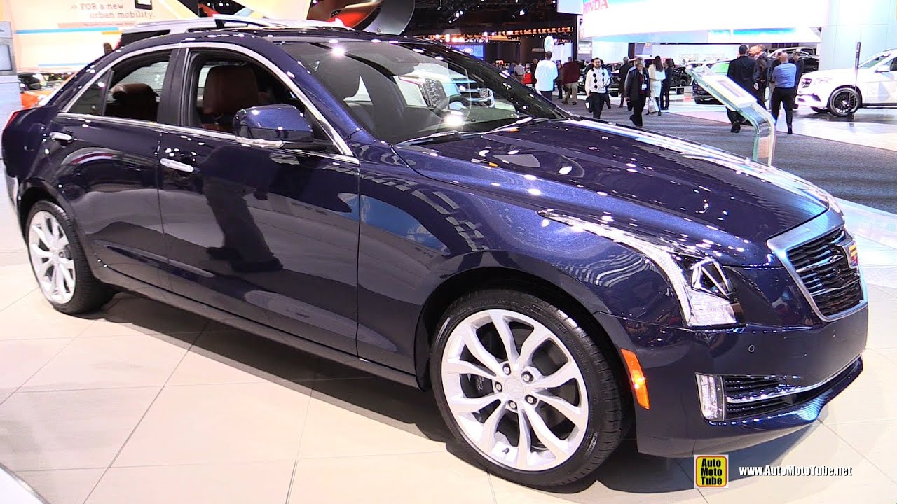 2016 Cadillac Ats 4 Exterior And Interior Walkaround 2016