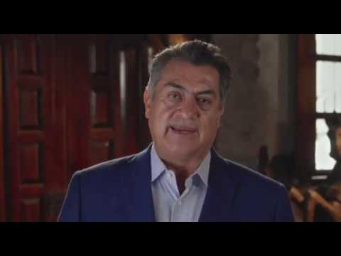 Mensaje del Gobernador Jaime Rodríguez Calderón por motivo del Covid-19