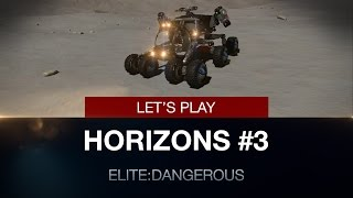 Elite: Dangerous - Horizons - Горизонты - Let
