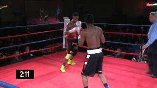 Gambar cover CKO5 1-10-2015 First Bout Errol Sidney Jr VS Anthony Hill