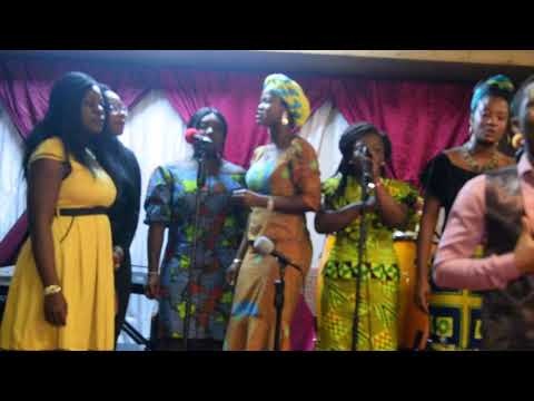 My Heart Will Trust In You | Manchester PIWC Choir with Nana Assibey