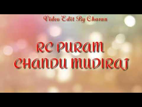 Rc puram Chandu pailwan Anna new video song