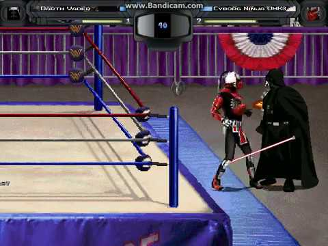 [Full Download] Mugen Ultimate Warrior Darth Vader Vs ...