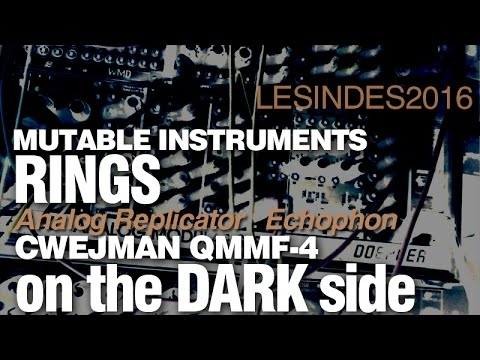 MUTABLE INSTRUMENTS RINGS // on the DARK SIDE