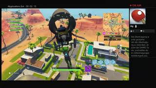 Fortnite #004 Week 10 Challenge and Battle Pass Level 100
