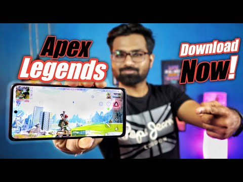 How to Download Apex Legends Mobile on Android ⚡⚡ Android 11 issue solved ⚡⚡