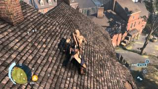 Assassins Creed 3 PC - Gameplay and Max Settings 1080p