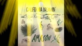 Amason - California Dreamin (Dj Fah Remix - Radio Edit)
