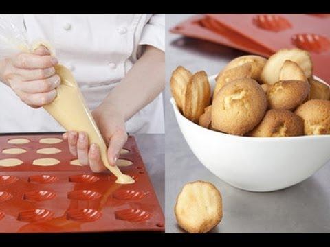 Technique de cuisine : préparer des madeleines