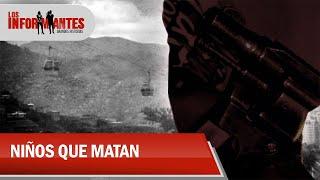 Por matar a un hombre me pagaron 300 mil pesos: relato de niño sicario en Medellín - Los Informantes