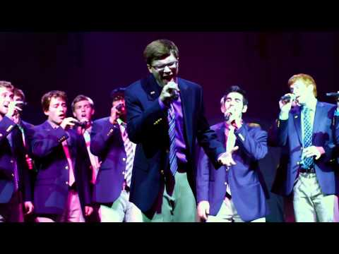Ithacappella - The Man Who Can