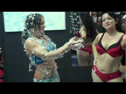 Tar & Feather 2 - Jennifer Thomas vs Jezabella!!