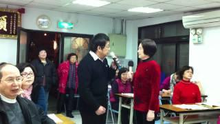 林玉蕊週三歌唱班-20120208【再會安平】-萬吉和水雲