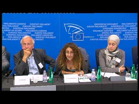 Press Conference ; testimonies from the israeli attack on the free gaza flotilla