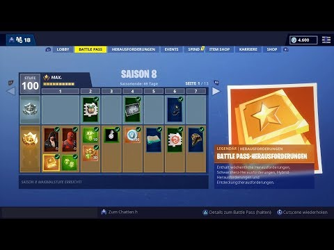kompletter battle pass season 8 skins level 100 blingerella fortnite trailer season 8 belarus xxxl hub lv - fortnite season 3 battle pass herausforderung