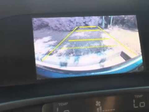 2015 RDX Backup Camera - YouTube