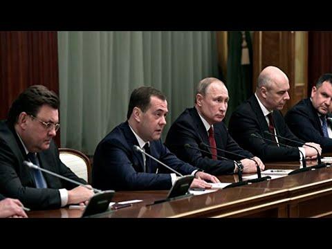 Правительство России планирует восстановить экономику в три этапа