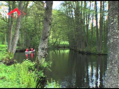 Tidan - Kanuregion in Schweden