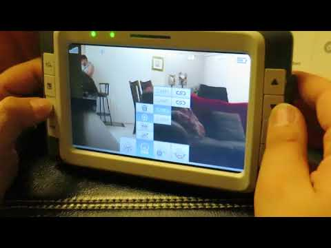 How to use the Little Journey Video Baby Monitor