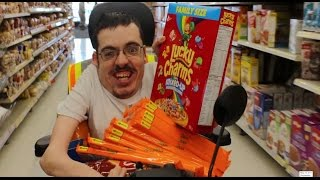 GROCERY SHOPPING 🛒 - Ricky Berwick